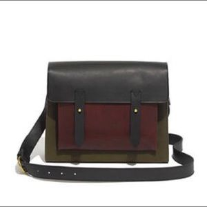 madewell • the essex messenger bag